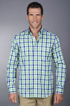 Eden Park is a brand established in It sells collections of high-end sportswear men, women and children through its online store. Eden Park, Check Shirt, Tees, Shirts, Sportswear, Polo Shirt, Menswear, Men Casual, Classic