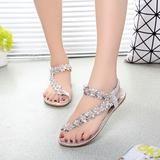 2017 Ladies Summer Style Bling Bowtie Fashion Peep Sandals (Free Shipp – MyFamilyStation