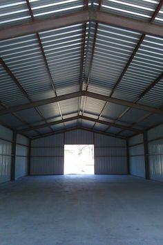 House Main Gates Design, Shed Design, Grill Gate Design, Warehouse Renovation, Diy Carport, Roof Truss Design, Metal Shop Building, Minimal House Design, Steel Structure Buildings