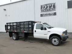 2004 Ford F-550 Super Duty, International Powerstroke 6.0L Turbo Diesel Engine With 325 HP #truck http://equipmentready.com/details/2004_other_ford_f_550+super+duty-5539170