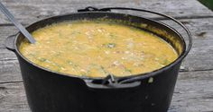 Easy Camping Potato Soup Recipe - 50 Campfires