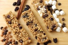 Chewy Granola Bars   (just like Quaker!)