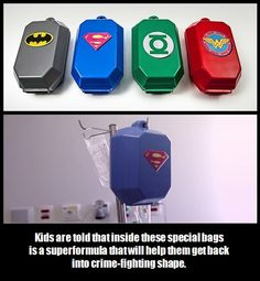Awesome idea for children's hospitals !