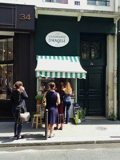 La Guinguette d'Angèle, gluten-free, vegan, clean eating takeaway restaurant in Paris