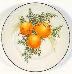 lenox fruit pattern | ... , Boxwood and Pine Pattern China Replacements by Lenox China
