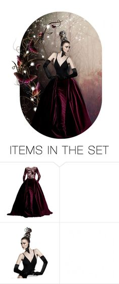 """""""Autumn butterfly"""" by kseniz13 ❤ liked on Polyvore featuring art, butterfly and woman"""