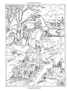 Snap Welcome to Dover Publications From: Creative Haven Winter ...