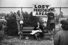 Lost Person Area