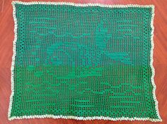 Filet crochet fish from http://media-cache-ec0.pinimg.com/1200x/14/6f/c8/146fc8d7e1f5411a2d9357703a1da826.jpg