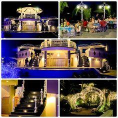Tagaytay wedding venue. Alta veranda Tagaytay Wedding, Wedding Set Up, Interesting Topics, Wedding Venues, Events, How To Plan, House Styles, Wedding Reception Venues, Wedding Places