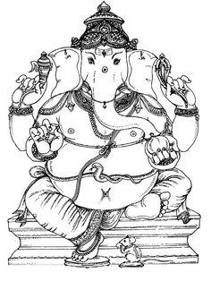 Ganesh Symbol | 576x768