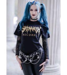 Gothic, Horror and Hot Goth Girls, Gothic Girls, Sexy Hot Girls, Goth Beauty, Dark Beauty, Dark Fashion, Gothic Fashion, Tableau Pop Art, Gothic Culture