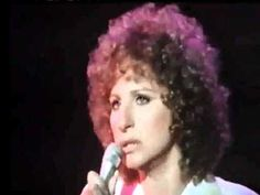 Barbra Streisand - With One More Look At You / Watch Closely Now (with lyrics)