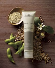 Aveda - Damage Remedy is a daily leave-in hair repair, perfect for smoothing those frizzies in winter. (perfect stocking stuffer)