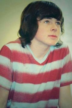 Chandler Riggs // Carl Grimes