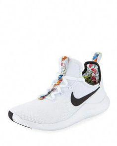 the best attitude 3beee 53684 Nike Free Print-Trim Trainer Sneakers  Sneakers Sneakers In Pelle,  Istruttori, Moda
