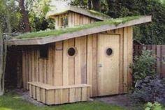 houten huisje - Google zoeken