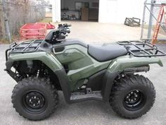 New 2017 Honda Rancher ATVs For Sale in Texas. 2017 Honda Rancher, New 2017 Honda FourTrax TRX 420 TM1 Rancher Utility ATV with a powerful longitudinally mounted 420cc liquid-cooled engine, improved fuel efficiency, wrapped in a stronger, all-new double-cradle steel chassis with increased the suspension stroke front and rear for better ride comfort, improved handling and increased maneuverability.