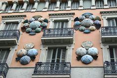 Umbrella Art Installations ~ LikePage