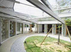 shigeru ban LVMH kodomo art maison fukushima japan designboom