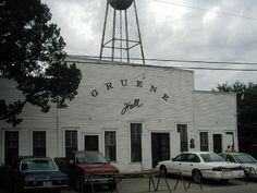 New Braunfels, TX and the famous Gruene dance hall!