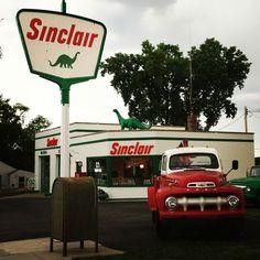 Sinclair Station In Cassopolis, Michigan: