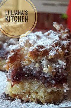 Baking Recipes, Cookie Recipes, Dessert Recipes, Desserts, Bosnian Recipes, Kolaci I Torte, Torte Cake, Pound Cake Recipes, Small Cake