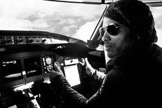 Lenny Kravitz over Paris!
