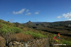 Camino de Roque del Conde  #tenerife #landscapephotography #hikingtenerife #canarias #tenerifesenderos #senderismo #trekking #hiking #hike #sky #nature #outdoor