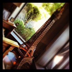 Restoration Hardware Eiffel Tower #QuynhTessential