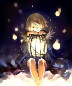 darkness won't overpower the light