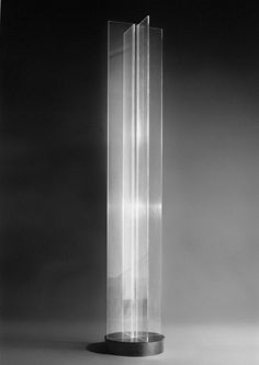 'Heinz Mack, Transparente stele (1966 - 2010)' from the web at 'https://i.pinimg.com/236x/d7/e4/d9/d7e4d92db96c077c3fa610a2f6aae567--installation-art-art-installations.jpg'