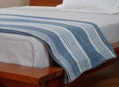 Cotton Camden Stripe Blanket