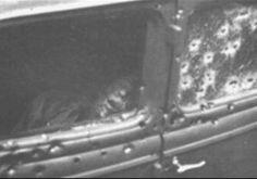 The Bonnie & Clyde Picture Album - Bonnie And Clyde Death, The Bonnie, Bonnie Clyde, Famous Outlaws, Real Gangster, Bonnie Parker, Picture Albums, Ancient Mysteries, Jim Morrison