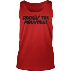 Rockin' the Mountains Vintage Black T-Shirt #gift #ideas #Popular #Everything #Videos #Shop #Animals #pets #Architecture #Art #Cars #motorcycles #Celebrities #DIY #crafts #Design #Education #Entertainment #Food #drink #Gardening #Geek #Hair #beauty #Health #fitness #History #Holidays #events #Home decor #Humor #Illustrations #posters #Kids #parenting #Men #Outdoors #Photography #Products #Quotes #Science #nature #Sports #Tattoos #Technology #Travel #Weddings #Women