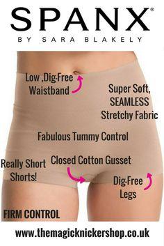 6e3575cd50406 Spanx Everyday Shaping Panties Boy Shorts - SS0915