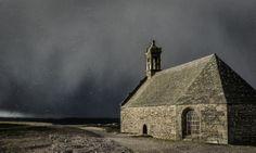 Chapelle Saint-Michel de Brasparts, Finistère (Brittany)