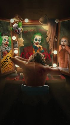 - Mirror Designs - Joaquin Phoenix's Joker Joker Batman, Joker Comic, Joker Film, Batman Arkham, Joker Poster, Joker Hd Wallpaper, Joker Wallpapers, Joaquin Phoenix, Joker Et Harley Quinn