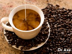 Coconut Milk Coffee Creamer http://www.draxe.com #health #holistic #natural