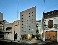 Sede Colegio de Arquitectos de la Provincia de Santa Fe, Distrito 1 - ARQA