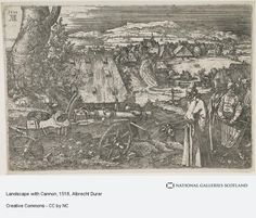 Landscape with Cannon (1518)