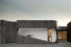 Xieira House II / A2   Arquitectos #architecture