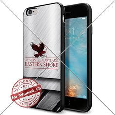Case Maryland-Eastern Shore Hawks Logo NCAA Cool Apple iPhone6 6S Case Gadget 1283 Black Smartphone Case Cover Collector TPU Rubber original by Lucky Case [Metal BG] Lucky_case26 http://www.amazon.com/dp/B017X12K60/ref=cm_sw_r_pi_dp_iictwb1PMSYR4