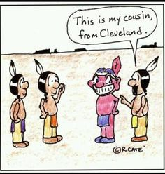 Cleveland Indian !