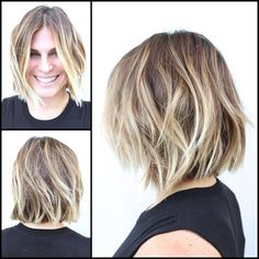 "1,216 Likes, 57 Comments - Los Angeles | NYC Hairstylist (@anhcotran) on Instagram: ""Bob. Color: @johnnyramirez1 #bob #haircut #nyc #softundercut #texture #miami #movement…"""