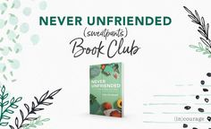 We cant wait for you to meet the women of the Never Unfriended book club! So grab some of your own sweatpants girlfriends invite them over for pizza and get comfy. Then tune in to listen to @LisaJoBaker and her sweatpants girlfriends chat their way through the chapters of Never Unfriended.