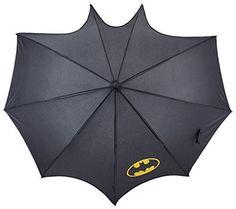 Batman Parapluie canne, noir (Noir) - 0122124