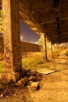 Abandoned Subway. Rochester, NY
