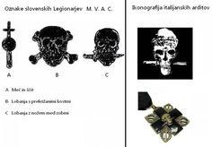 MVAC - Milizia volantaria anticomunista. Prostovoljna antikomunistična milica.