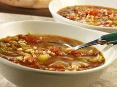 Soep van tomaten en kokos uit de wok